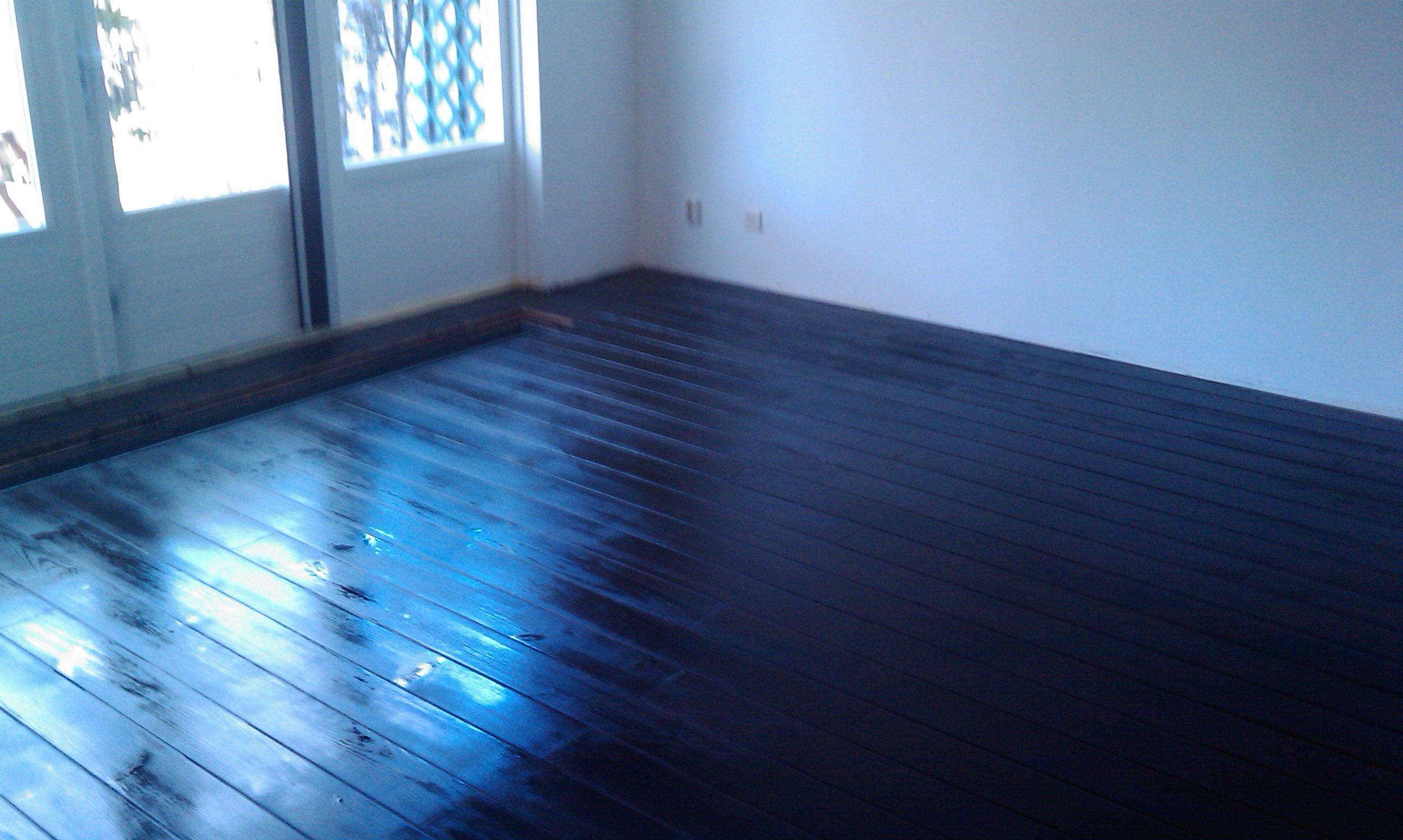 Uw houten vloer opknappen : een goed idee?